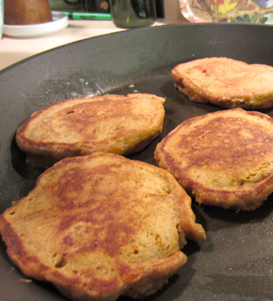 sweet pot pancakes